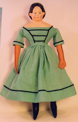Greiner doll dress